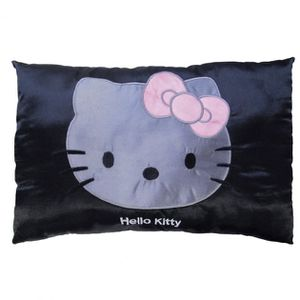 coussin hello kitty coussin rosa 28 x 42 cm - Coussin Color Pas Cher