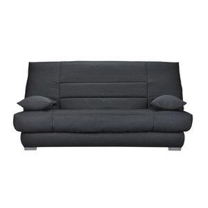 clic clac avec rangement achat vente clic clac avec rangement pas cher cdiscount. Black Bedroom Furniture Sets. Home Design Ideas