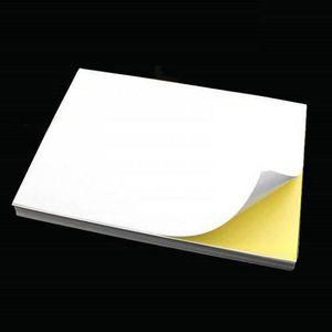 Papier imprimante autocollant prix pas cher cdiscount for Papier imprimante autocollant exterieur