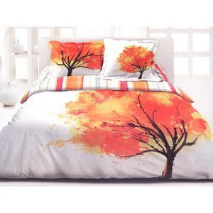 parure de lit 220x240 en 3d achat vente parure de lit. Black Bedroom Furniture Sets. Home Design Ideas