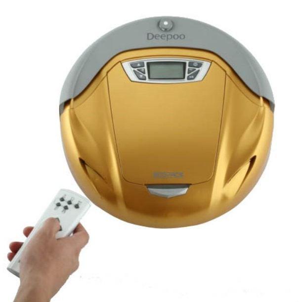 deepoo d58 aspirateur robot ecovacs achat vente. Black Bedroom Furniture Sets. Home Design Ideas