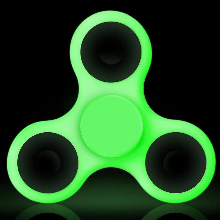 jouet tri spinner hand fidget avec effet lumineux achat. Black Bedroom Furniture Sets. Home Design Ideas