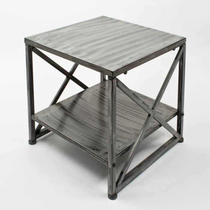 table passion bout canape atelier 45x45x45 achat. Black Bedroom Furniture Sets. Home Design Ideas