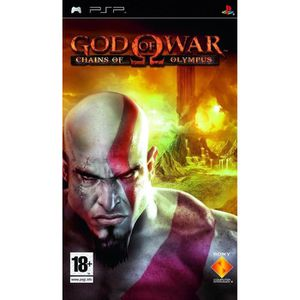 GOD OF WAR CHAIN OF OLYMPUS / Jeu console PSP