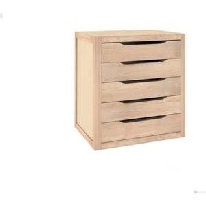 bloc tiroir bois achat vente bloc tiroir bois pas cher. Black Bedroom Furniture Sets. Home Design Ideas