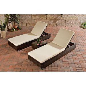 bain de soleil en r sine tr ss e transat bds0 achat. Black Bedroom Furniture Sets. Home Design Ideas