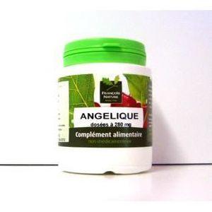Angélique racine - 1000 gélules gélatine végétale