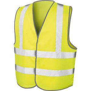 gilet jaune securite achat vente gilet jaune securite pas cher les soldes sur cdiscount. Black Bedroom Furniture Sets. Home Design Ideas