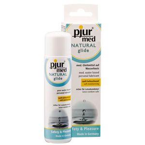 ACCESSOIRES SENSUELS PJUR - à base d'eau Pure de Med Natural Glide lubr