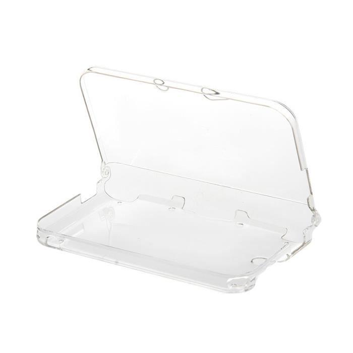 housse etui cristal pour 3ds xl transparent ce cas de cristal prot 232 ge la console de jeu 3ds