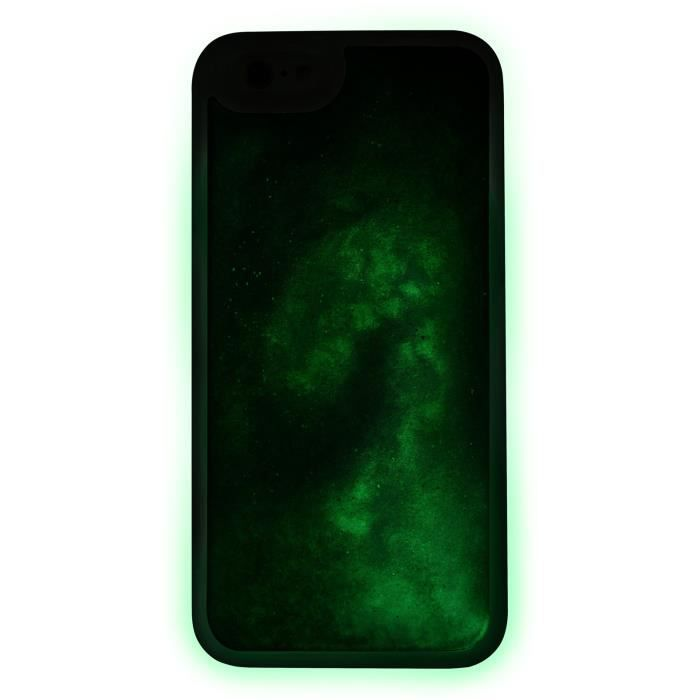 the kase collection coque lumineuse pour apple iphone 6 6s. Black Bedroom Furniture Sets. Home Design Ideas