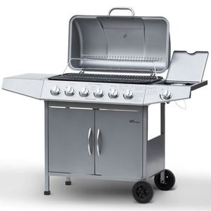 BARBECUE Barbecue à gaz - pour des papilles en extase !