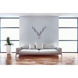 Taureau objet deco achat vente taureau objet deco pas for Decoration murale objet