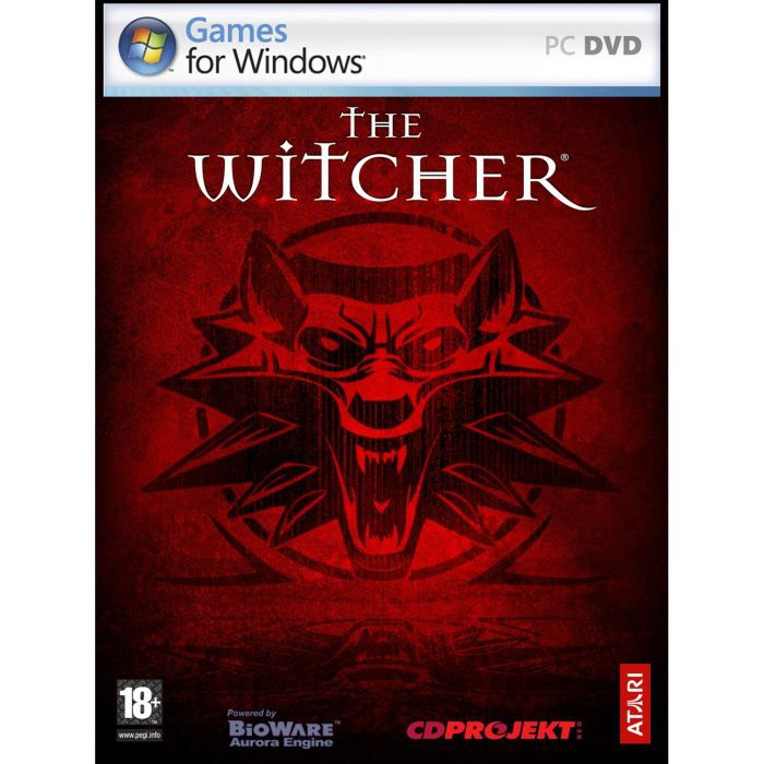 JEUX PC THE WITCHER EDITION COLLECTOR / JEU PC DVD-ROM