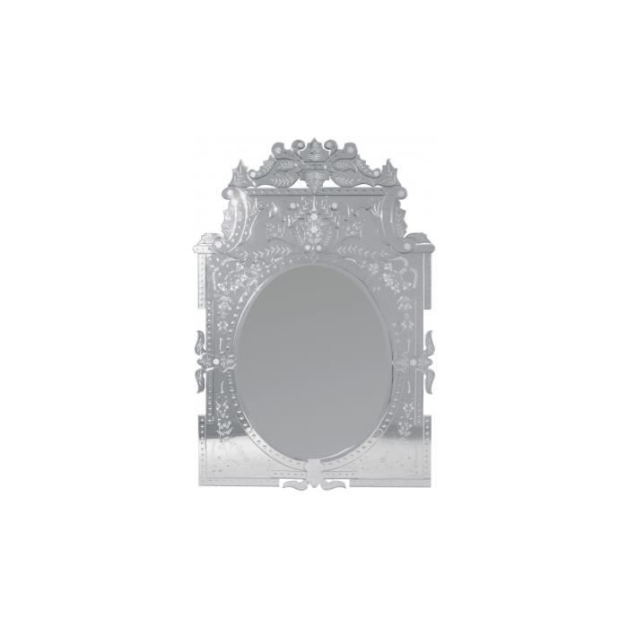 Miroir romantico 183x122 kare design achat vente for Miroir kare design