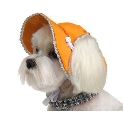 vetement pour chien chapeau mode taille 1 achat vente casquette snood vetement pour. Black Bedroom Furniture Sets. Home Design Ideas