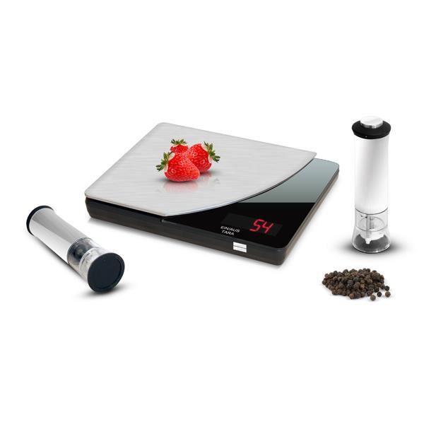 Set de cuisine 3 en 1 achat vente balance analogique for Liquidation set de cuisine