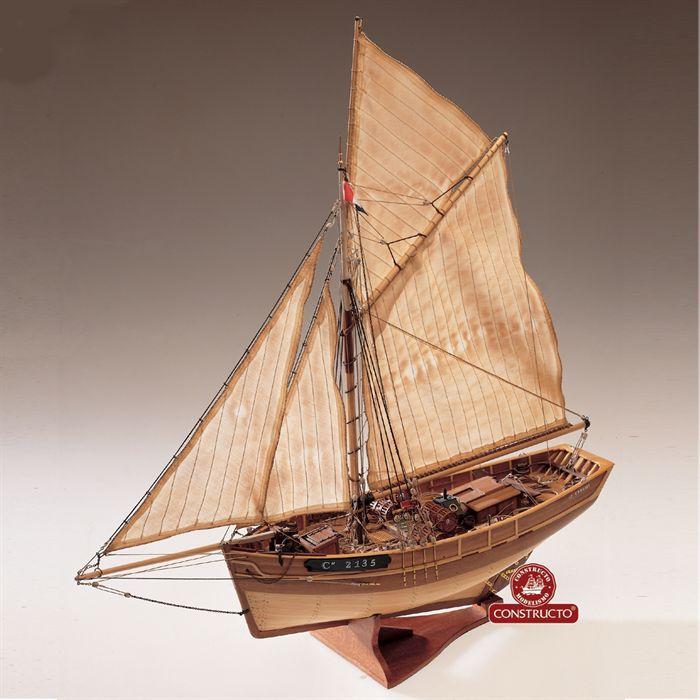 le camaret maquette constructo achat vente maquette de bateau cdiscount. Black Bedroom Furniture Sets. Home Design Ideas