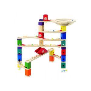 circuit de billes en bois achat vente jeux et jouets pas chers. Black Bedroom Furniture Sets. Home Design Ideas