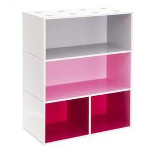 Meuble cube pour chambre enfant achat vente meuble - Meuble cube modulable ...