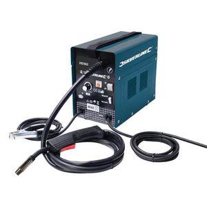 FER - POSTE A SOUDER Poste à souder Turbo MIG sans gaz 90A + Accessoire