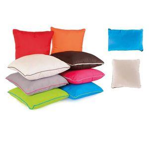 coussin exterieur vert anis achat vente coussin exterieur vert anis pas cher cdiscount. Black Bedroom Furniture Sets. Home Design Ideas