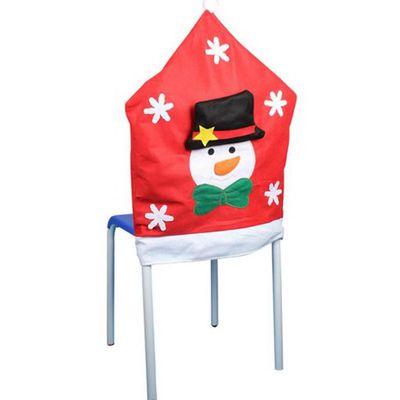 Housse Chaise Dossier Salle à Manger Noël Décor... - Achat / Vente ...