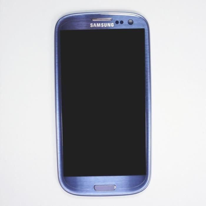 Ecran Complet Iphone C Bleu