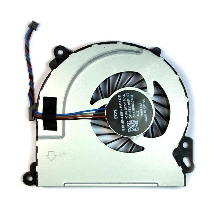 hp envy 15 j057cl ventilateur pour ordinateurs portables prix pas cher cdiscount. Black Bedroom Furniture Sets. Home Design Ideas
