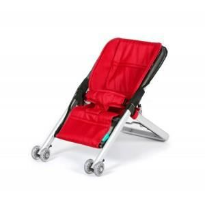 transat m tal babyhome onfour red rouge achat vente. Black Bedroom Furniture Sets. Home Design Ideas