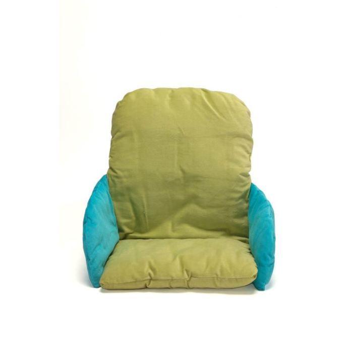 jollein coussin r ducteur universel citron vert t achat vente chaise haute jollein coussin. Black Bedroom Furniture Sets. Home Design Ideas
