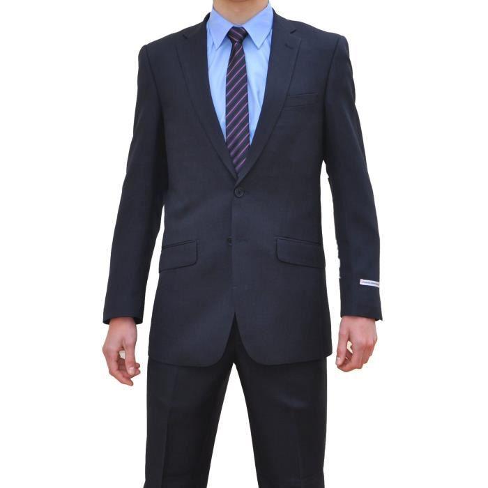 costume pour homme bleu nuit car interior design. Black Bedroom Furniture Sets. Home Design Ideas