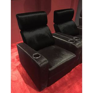 fauteuil cinema achat vente fauteuil cinema pas cher cdiscount. Black Bedroom Furniture Sets. Home Design Ideas
