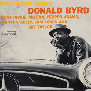 CD JAZZ BLUES Off to the races by Donald Byrd (CD)