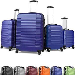 SET DE VALISES Set de 4 valises (TRSE05) Rouge vignoble