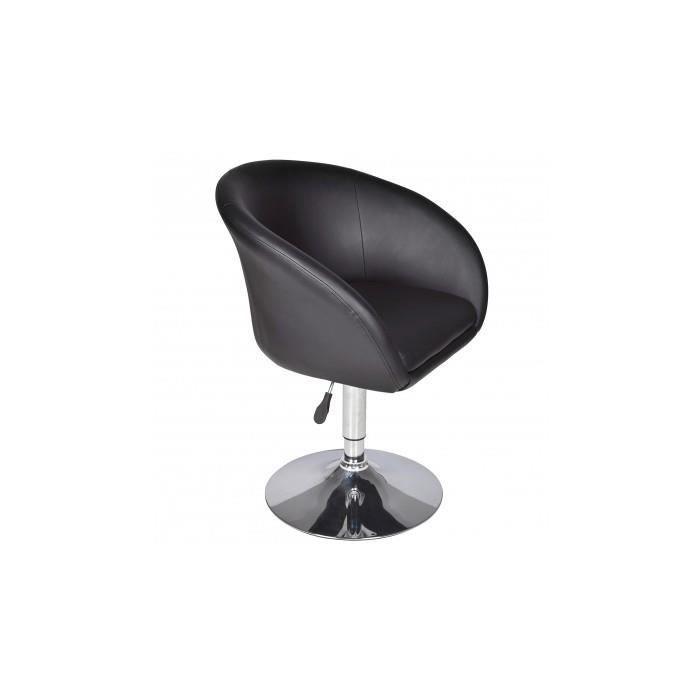 fauteuil pivotant rond all achat vente fauteuil cadeaux de no l cdiscount. Black Bedroom Furniture Sets. Home Design Ideas