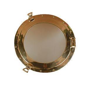 Hublot miroir ouvrant 38 cm achat vente miroir for O miroir la rochelle