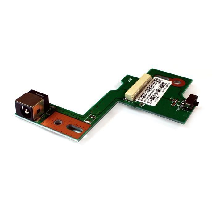 asus n53sv xe1 connecteur alimentation pc portable avec la carte de puissance achat vente. Black Bedroom Furniture Sets. Home Design Ideas