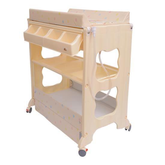 table langer b b plan baignoire rangement meubl achat vente table langer table langer. Black Bedroom Furniture Sets. Home Design Ideas