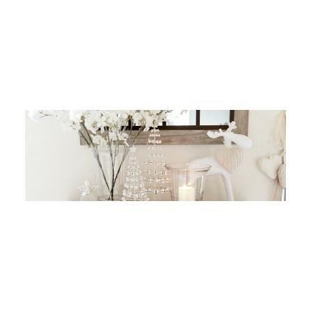 Grand miroir fen tre en bois et fer forg noir achat for Grand miroir fenetre