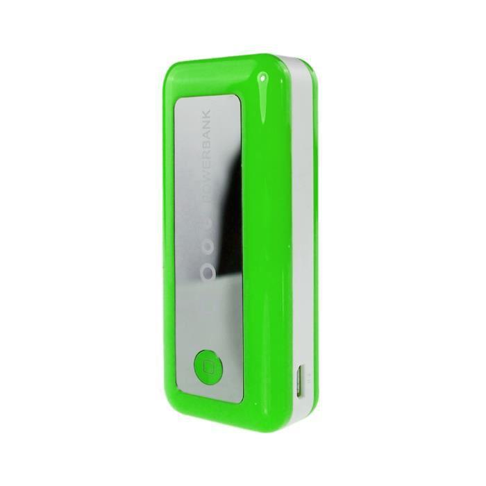 5600mah chargeur usb power bank flash light pour for Telephone leger