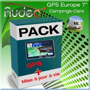 gps camping car achat vente gps camping car pas cher soldes cdiscount. Black Bedroom Furniture Sets. Home Design Ideas