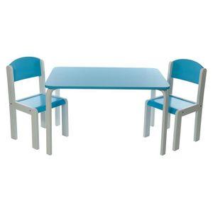 table a manger pour enfant achat vente table a manger pour enfant pas cher cdiscount. Black Bedroom Furniture Sets. Home Design Ideas