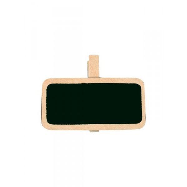 6 mini marques place avec pinces ardoise rectan achat vente marque place - Marque place avec photo ...