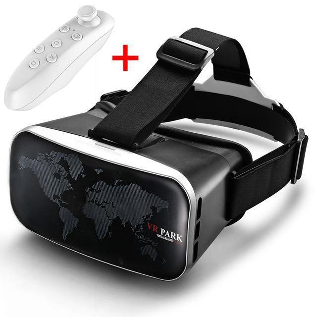 vr park ii blu ray contre casque de r alit virtuelle 3d vr lunettes film gaming casque pour 4. Black Bedroom Furniture Sets. Home Design Ideas