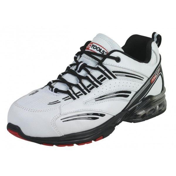 Chaussures de s curit mod le coussin d 39 air n achat vente chaussure de s curit cdiscount - Chaussure de securite blanche ...