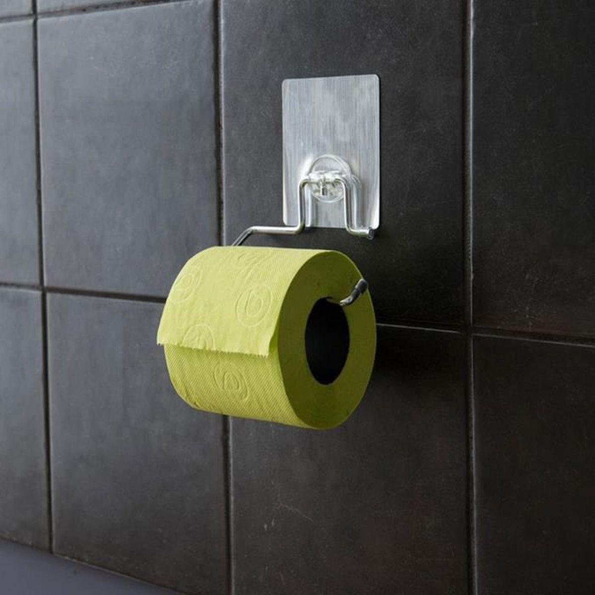 Porte papier toilette bestlock magic bath achat vente for Decoration porte toilette