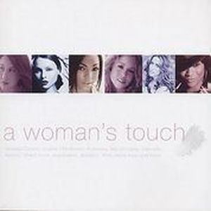 CD COMPILATION A WOMAN TOUCH