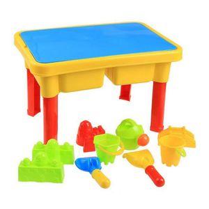 Table de jeux sable et eau achat vente jeux et jouets for Petite table pour enfants