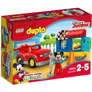 ASSEMBLAGE CONSTRUCTION LEGO® DUPLO® Mickey Mouse 10829 L'Atelier de Micke